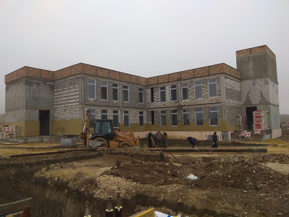Сотрудники Дирекции проинспектировали строящиеся по ФЦП объекты социальной инфраструктуры на Керченском полуострове