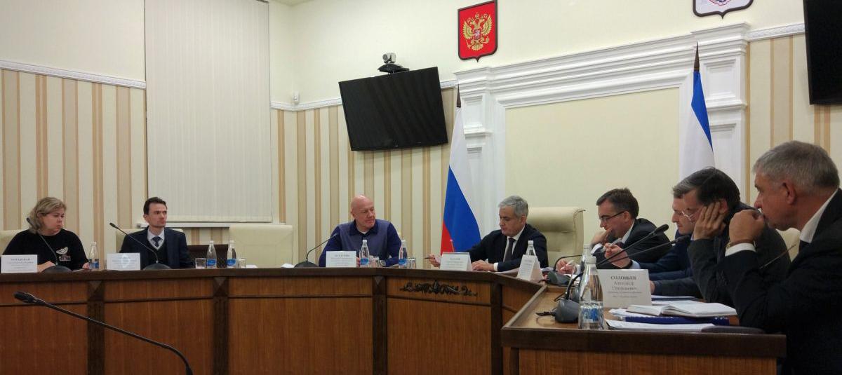 В Крым с рабочим визитом прибыл заместитель министра экономического развития РФ Сергей Назаров