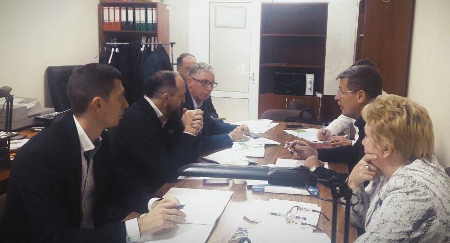 Дирекция по управлению ФЦП | Республика Крым и г. Севастополь В Севастополе состоялось совещание по вопросам  финансирования объектов ФЦП в 2018 году Новости Дирекции