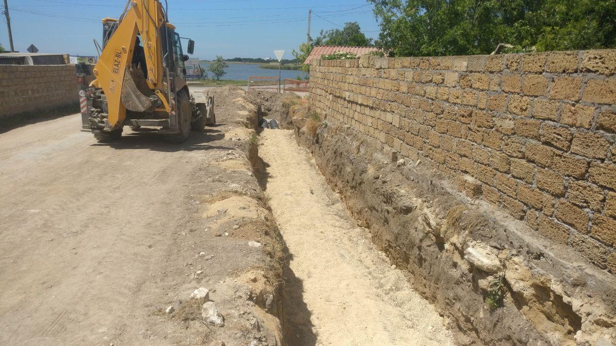 Сотрудники Дирекции проинспектировали ход работ на объектах ФЦП в с. Оленевка