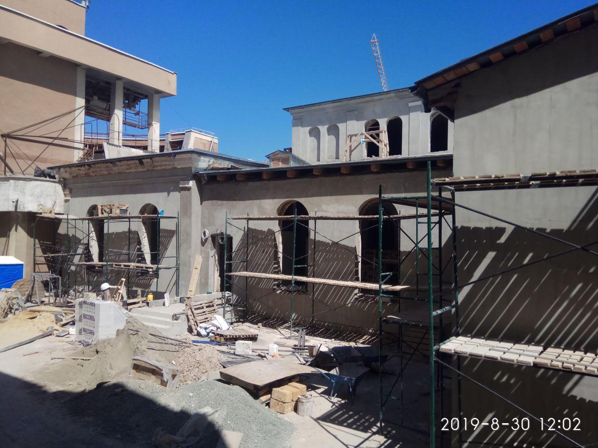 Сотрудники Дирекции проинспектировали объекты культурного наследия г. Симферополя