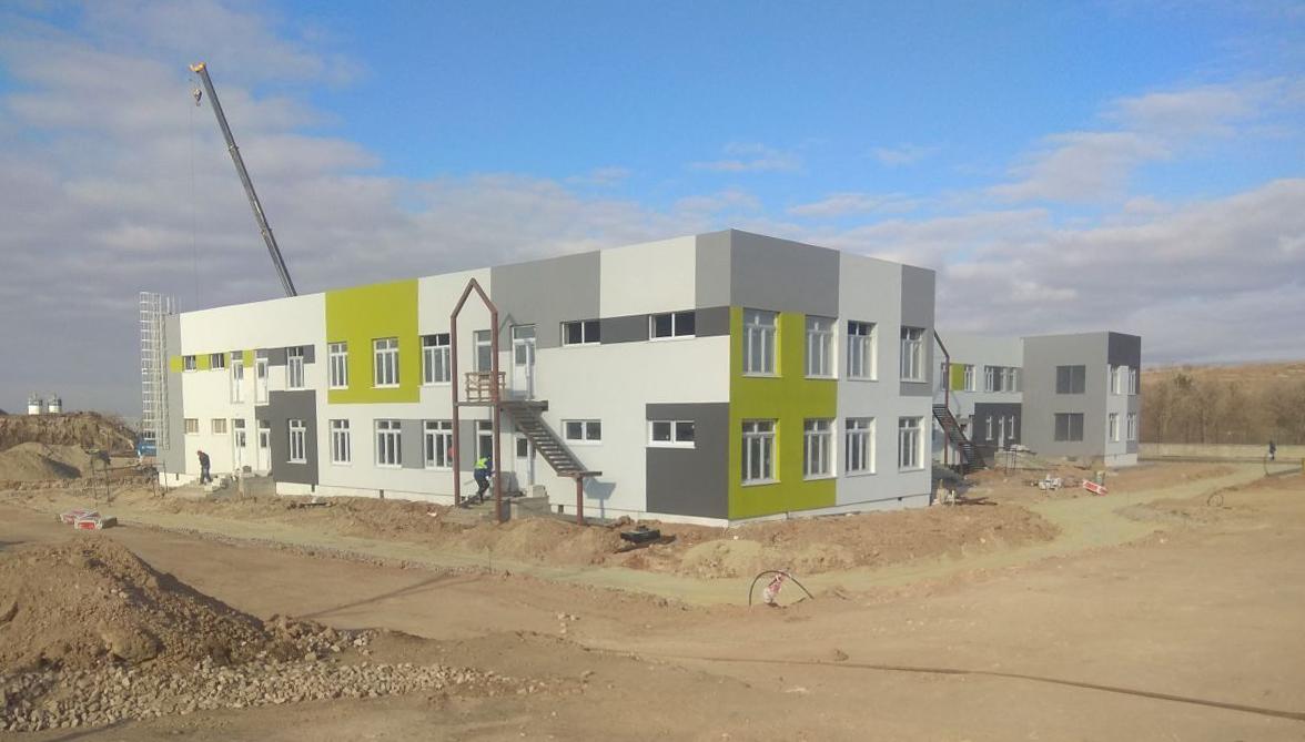 Сотрудники Дирекции проинспектировали строительство детских садов в Симферополе и Симферопольском районе