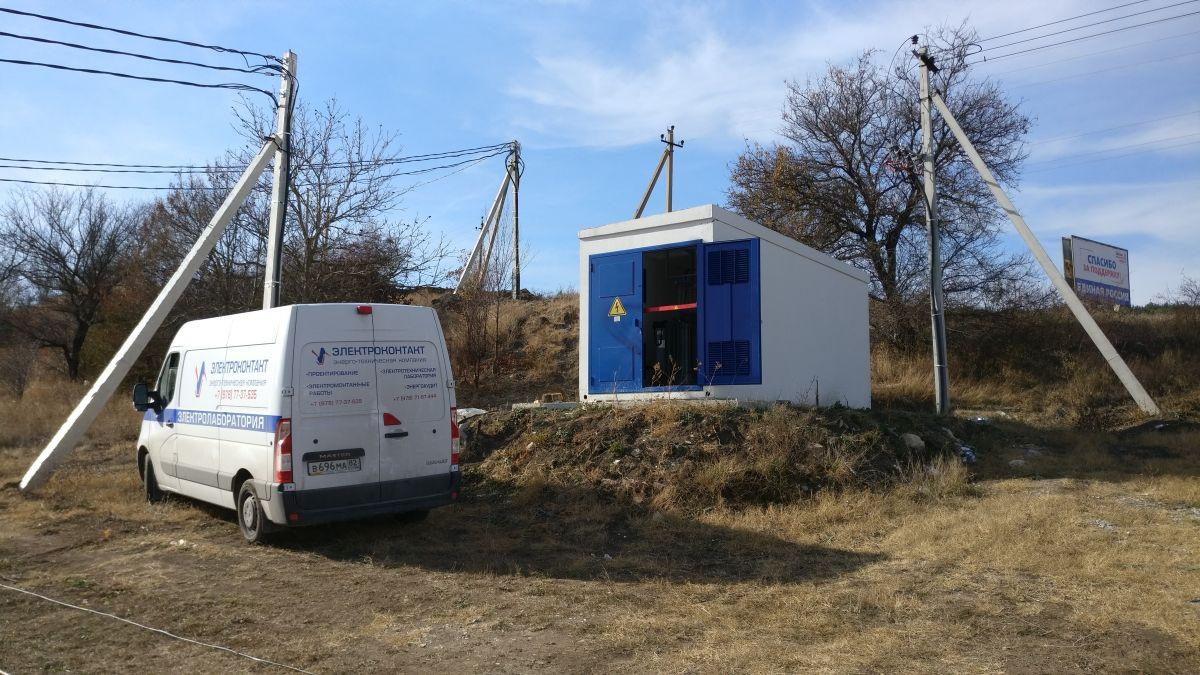 Сотрудники Дирекции проинспектировали объекты электросетевой и инженерной инфраструктур Симферополя