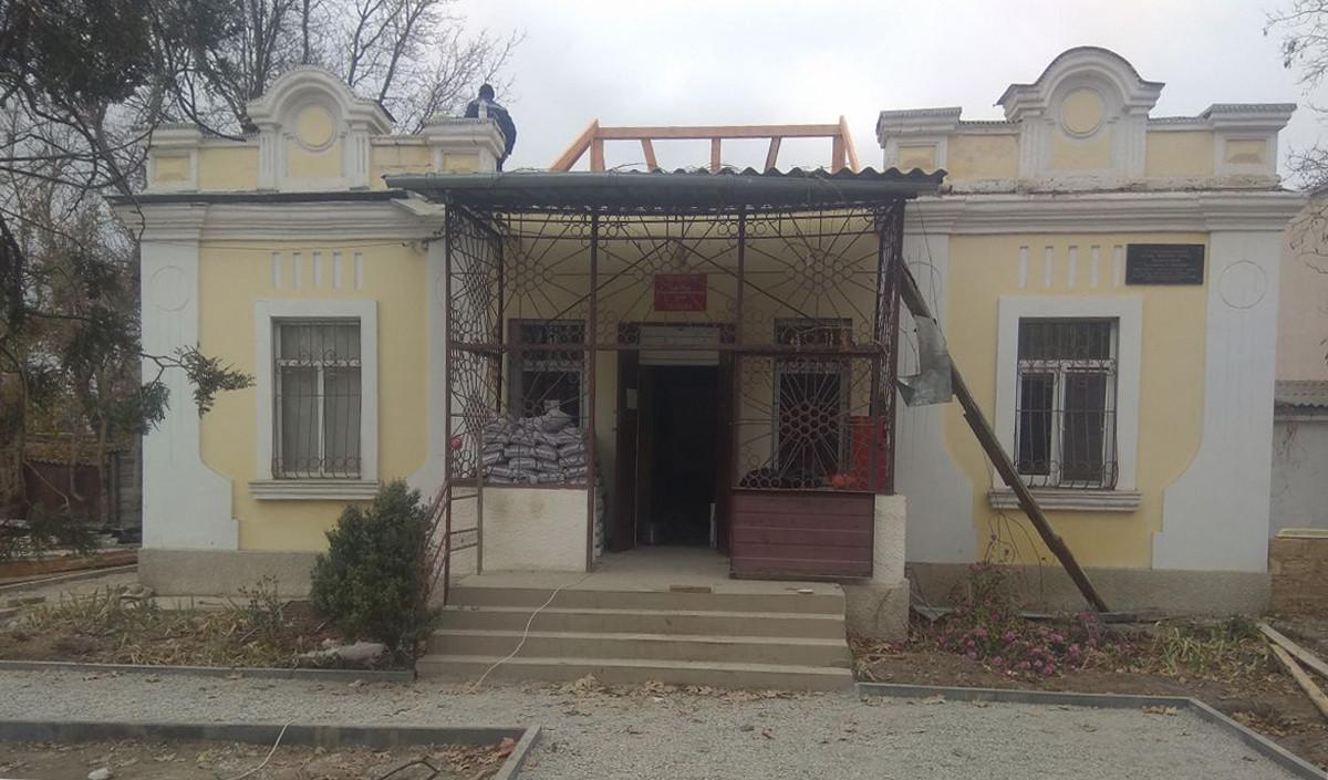 Сотрудники Дирекции проинспектировали ход ремонтных работ на объектах культуры