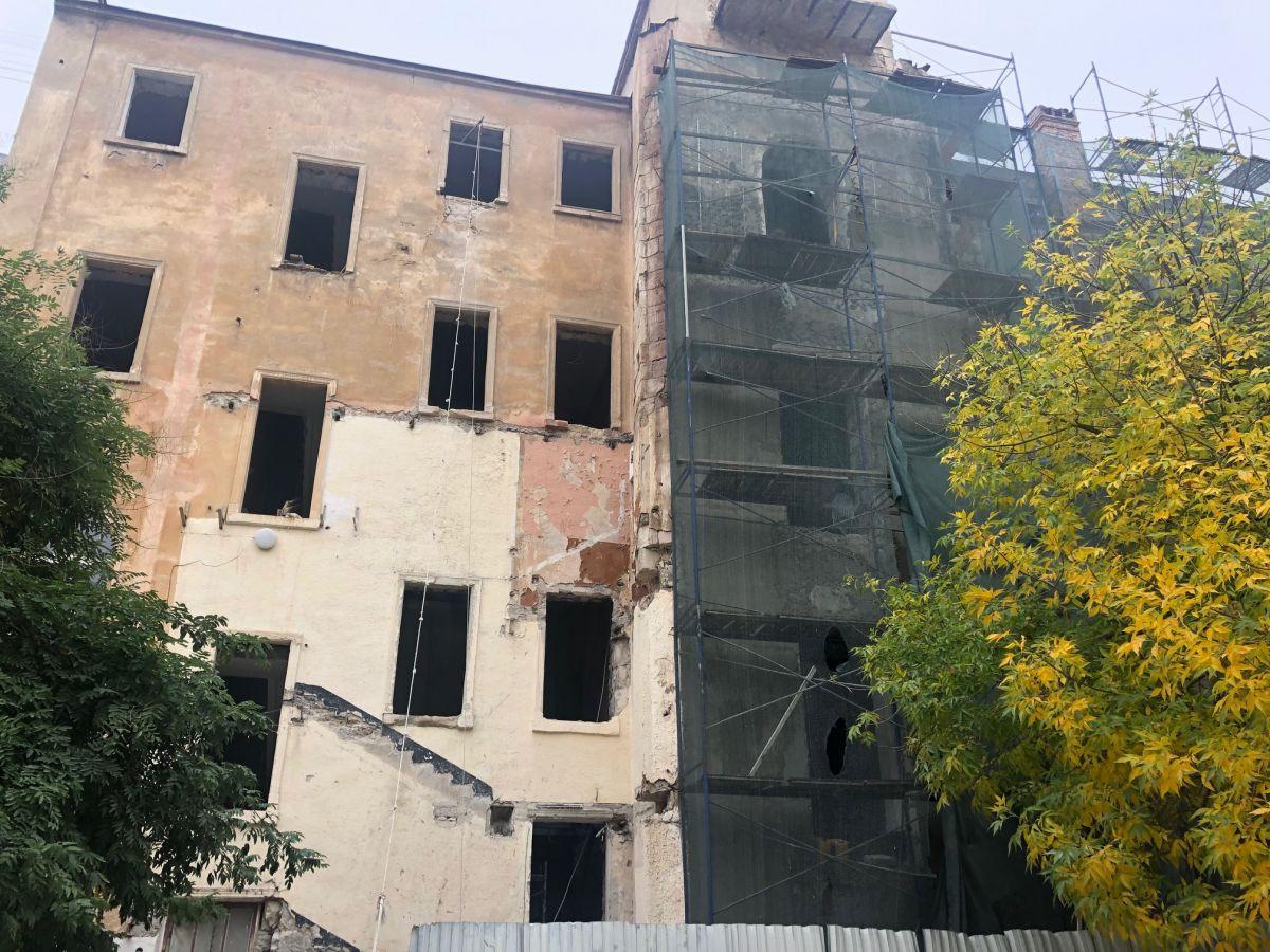 Сотрудники Дирекции проинспектировали ход работ в Севастопольском художественном музее