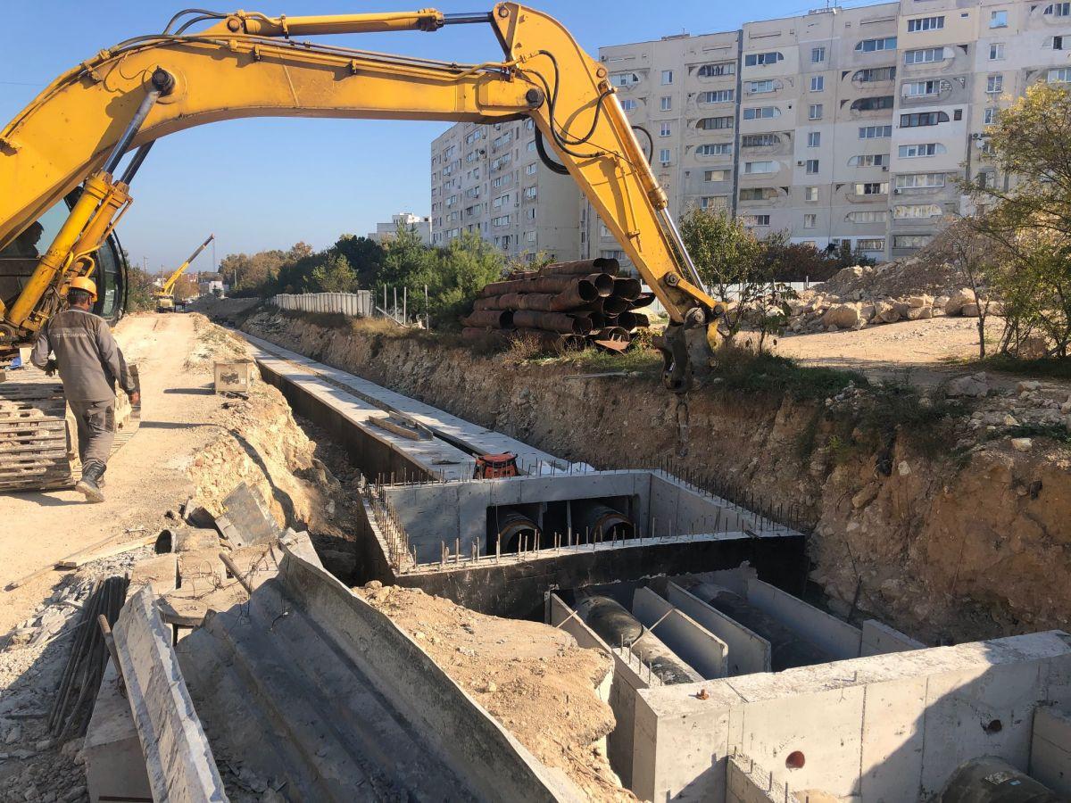 Сотрудники Дирекции проинспектировали объекты ФЦП г.Севастополя