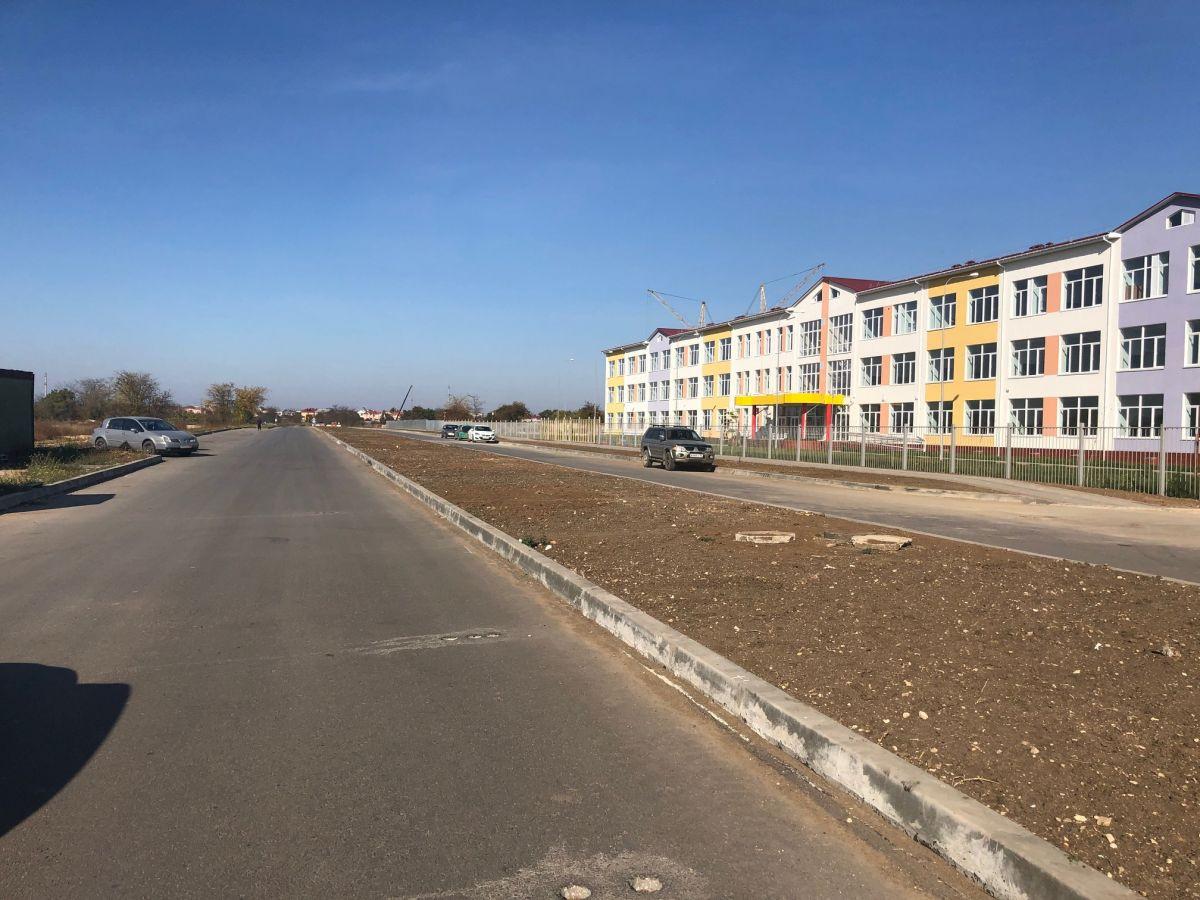 Сотрудники Дирекции проинспектировали дорожные работы в Евпатории