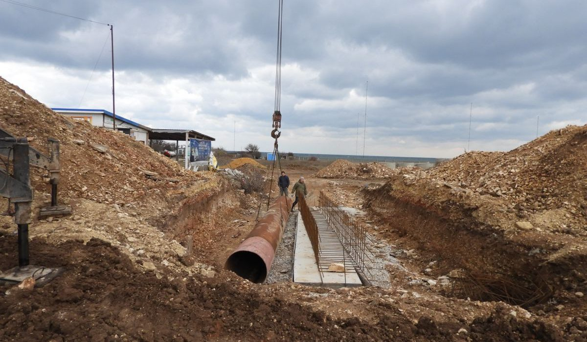 Сотрудники Дирекции проинспектировали объекты транспортной инфраструктуры Западного Крыма