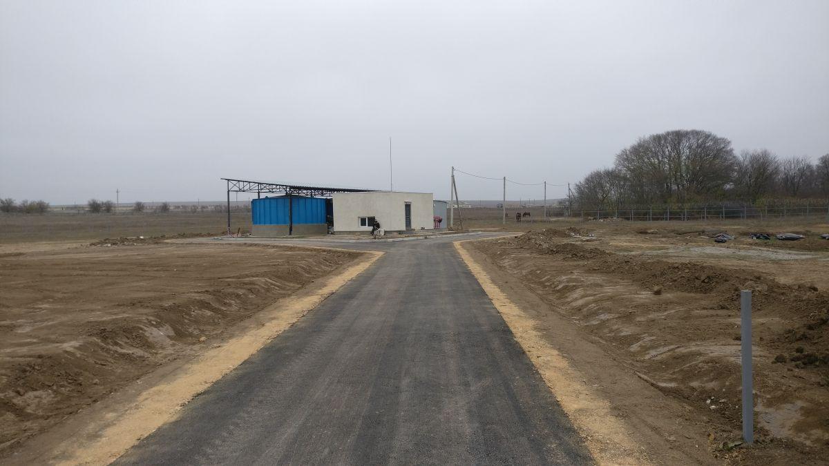 Сотрудники Дирекции проинспектировали ход работ на объектах ФЦП в с.Оленевка