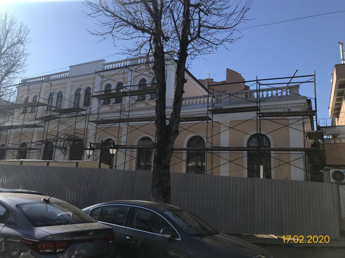 Сотрудники Дирекции проинспектировали Здание дворянского собрания