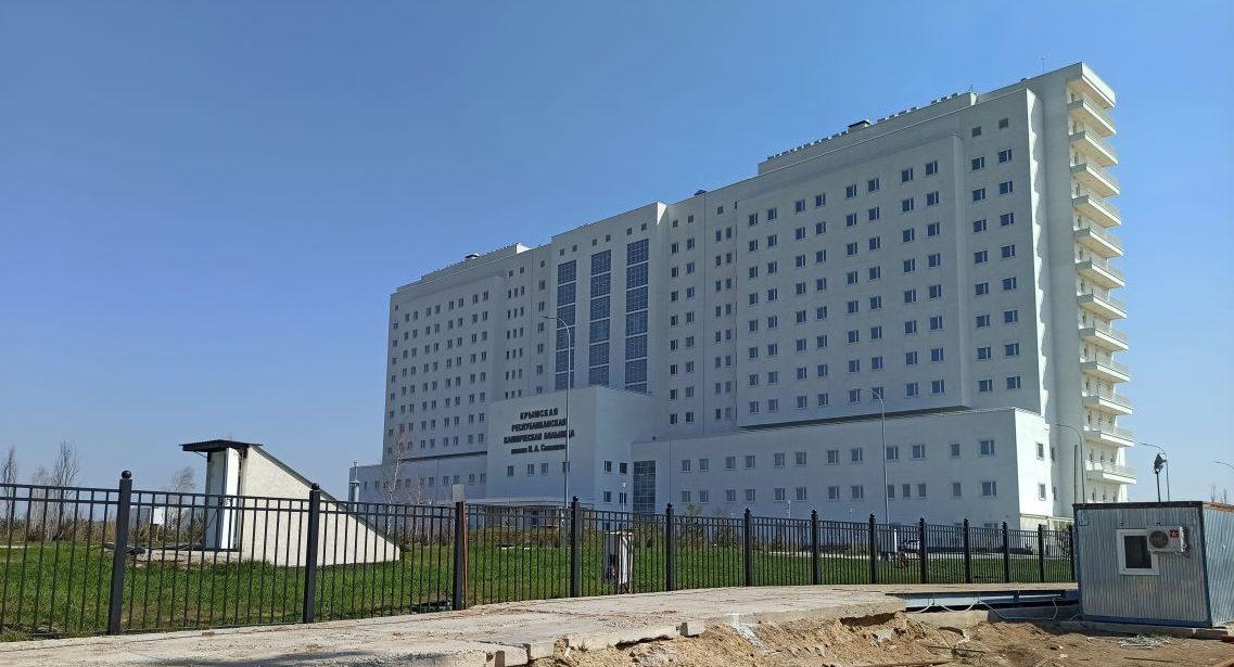 Сотрудники Дирекции проинспектировали строительную готовность МРМЦ больницы им.Семашко