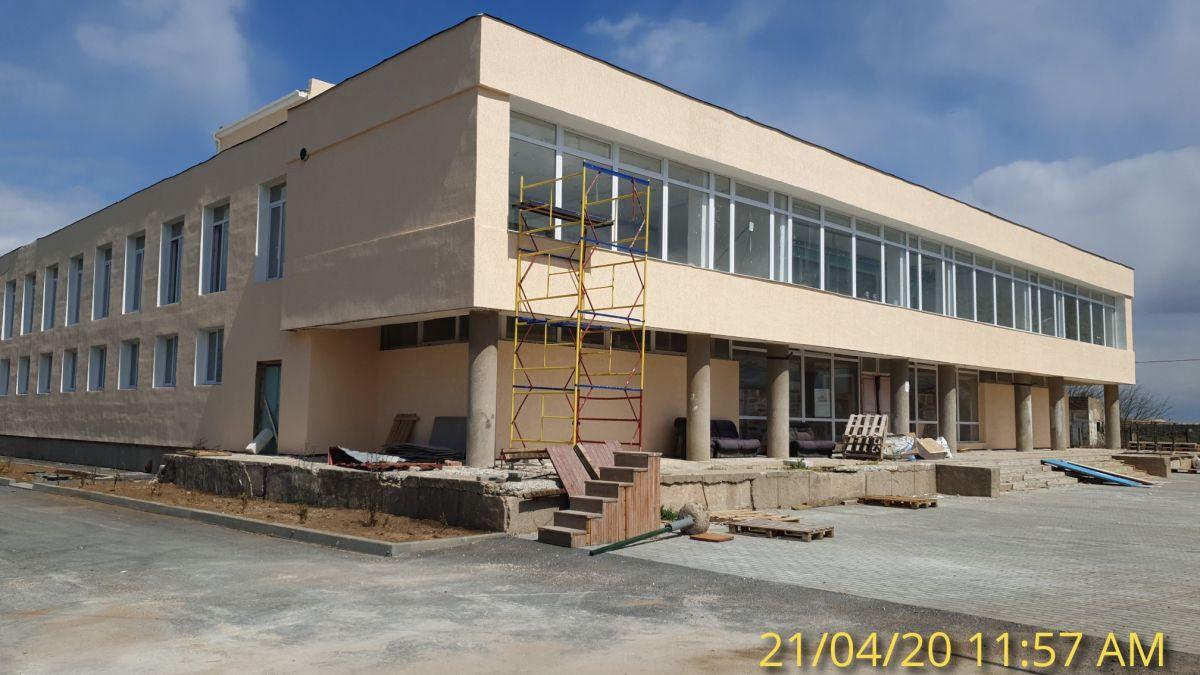Сотрудники Дирекции проинспектировали ремонты домов культуры в Западном Крыму