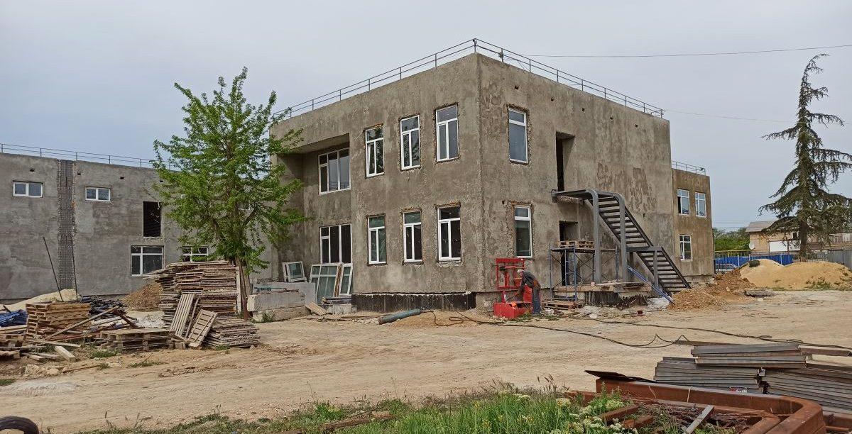 Сотрудники Дирекции проинспектировали объекты в Бахчисарайском районе и Севастополе