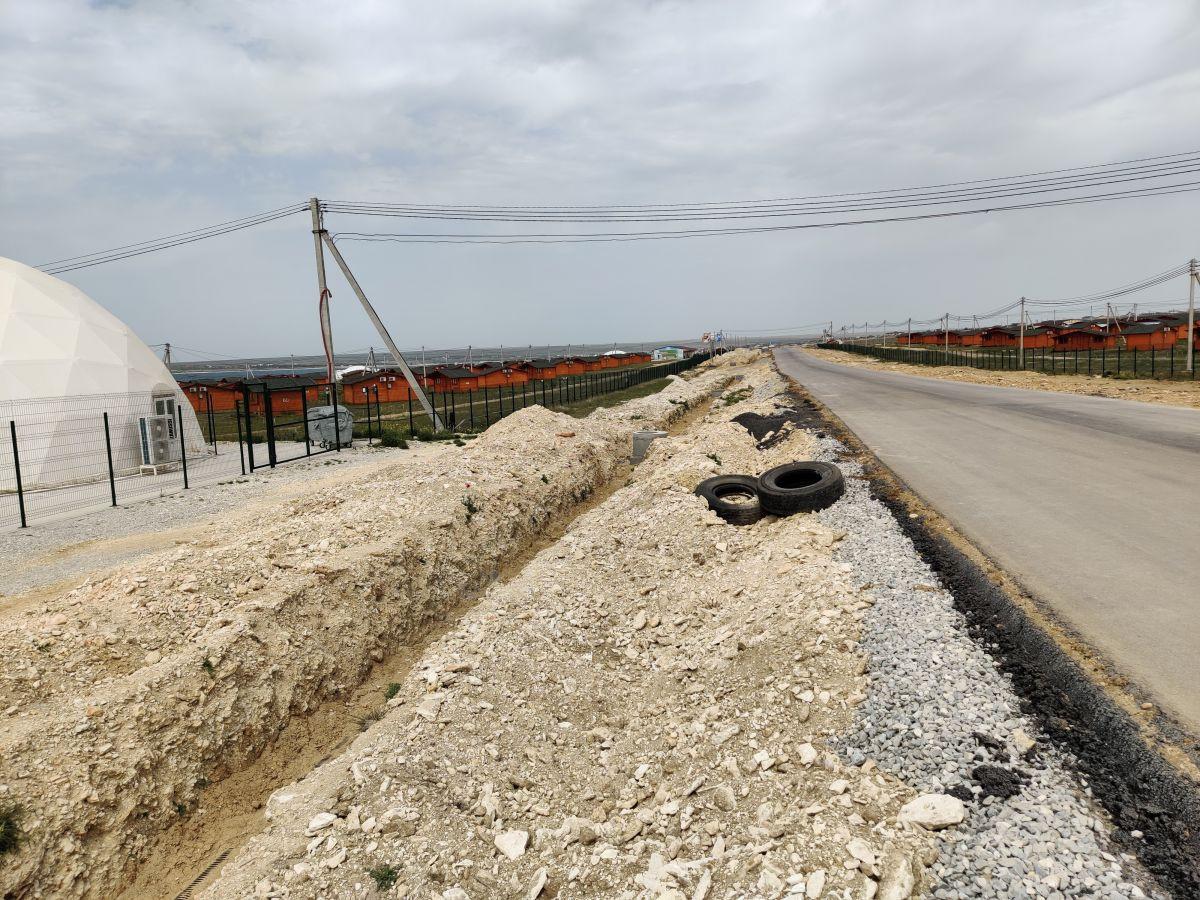 Сотрудники Дирекции проинспектировали объекты туркластера в Черноморском районе