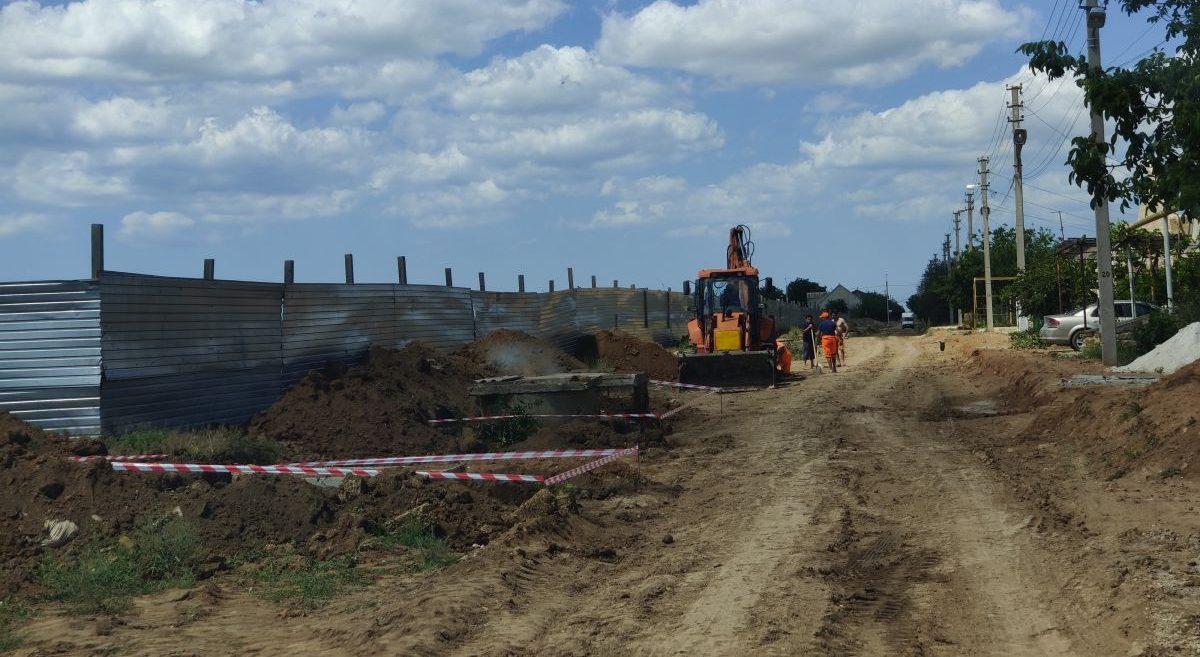 Сотрудники Дирекции проинспектировали объекты ФЦП в Черноморском районе и Евпатории