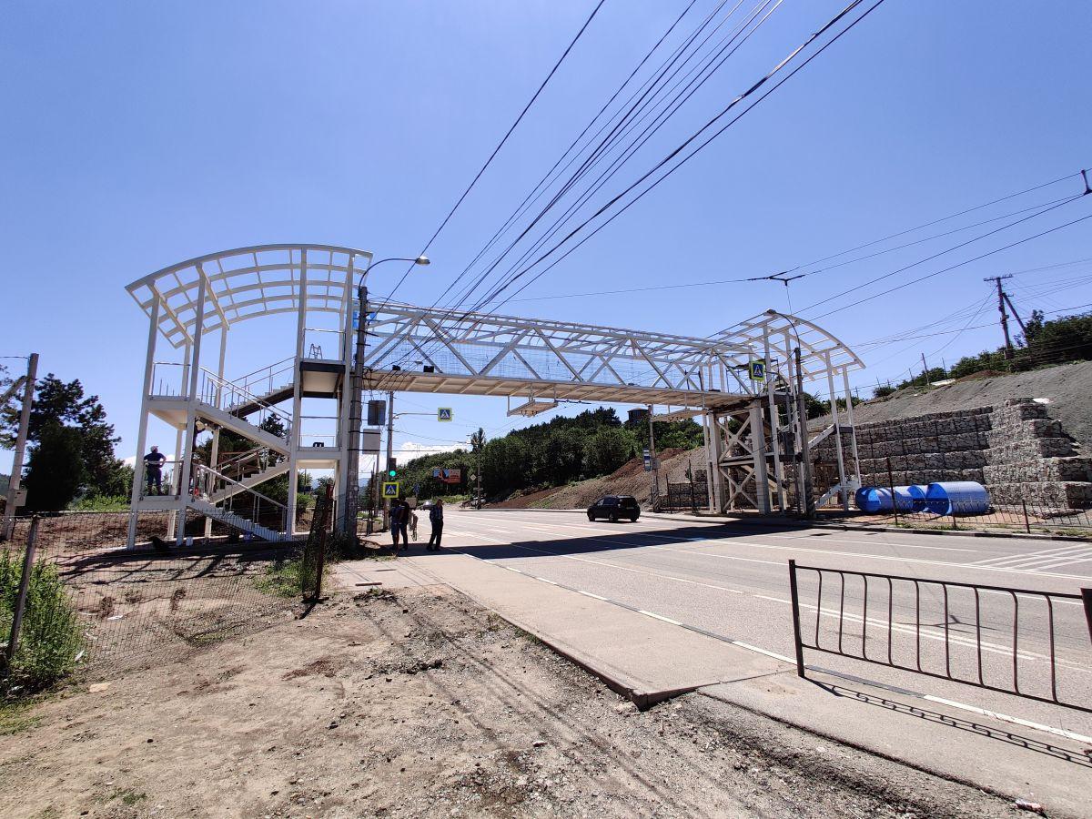 Сотрудники Дирекции проинспектировали объекты транспортной и инженерной инфраструктуры Крыма
