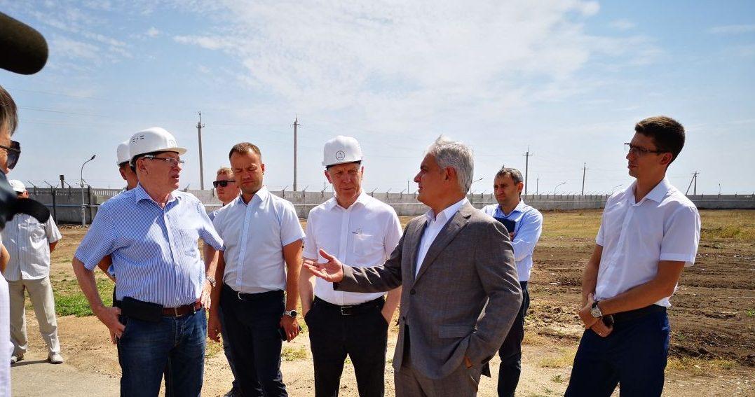 Начался рабочий визит в Крым заместителя Министра экономического развития РФ Сергея Назарова