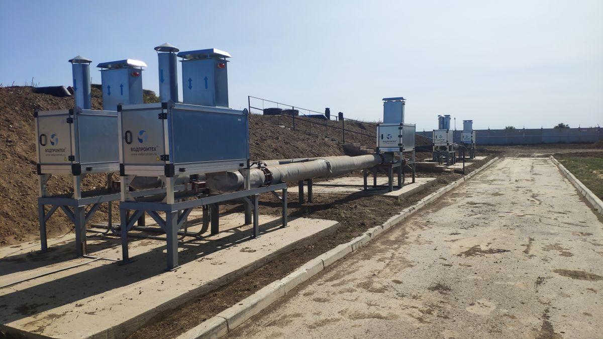Сотрудники Дирекции проинспектировали объекты инженерной инфраструктуры Восточного Крыма