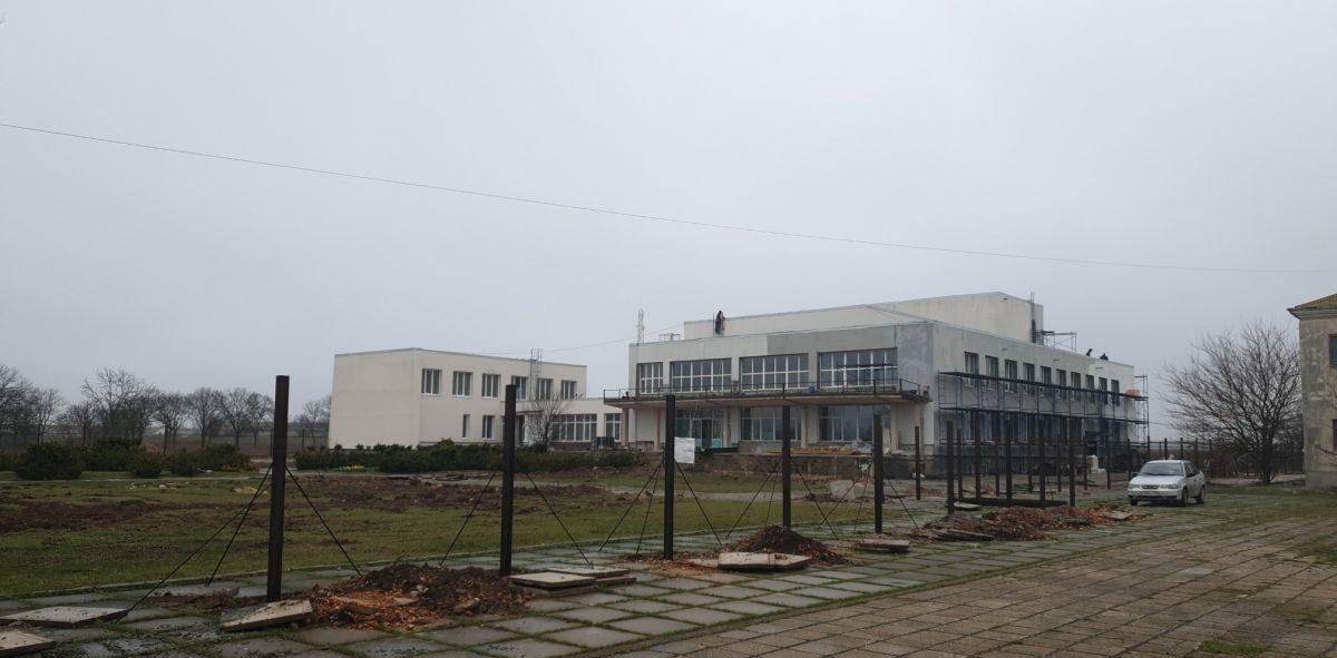 Сотрудники Дирекции проинспектировали объекты культуры Первомайского и Черноморского районов