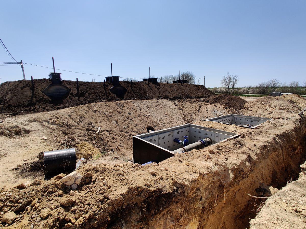 Сотрудники Дирекции проинспектировали объекты инженерной инфраструктуры Симферополя