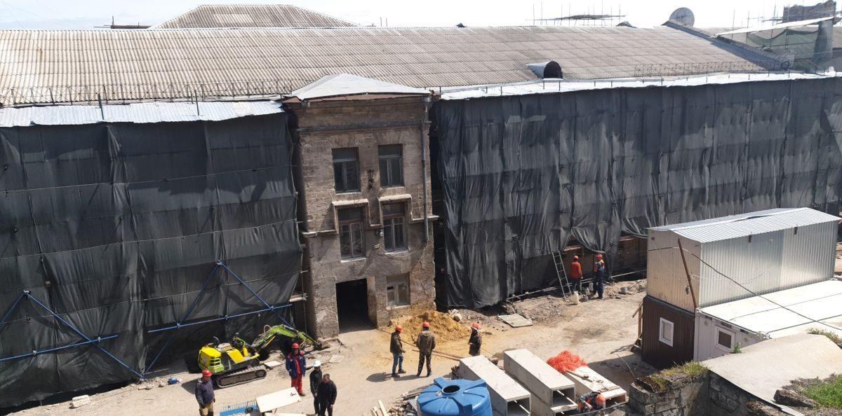 Сотрудники Дирекции проинспектировали объекты культурного наследия в Керчи