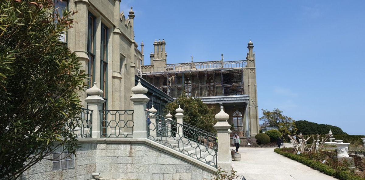 Сотрудники Дирекции проинспектировали объекты культурного наследия в Алупке и Бахчисарае