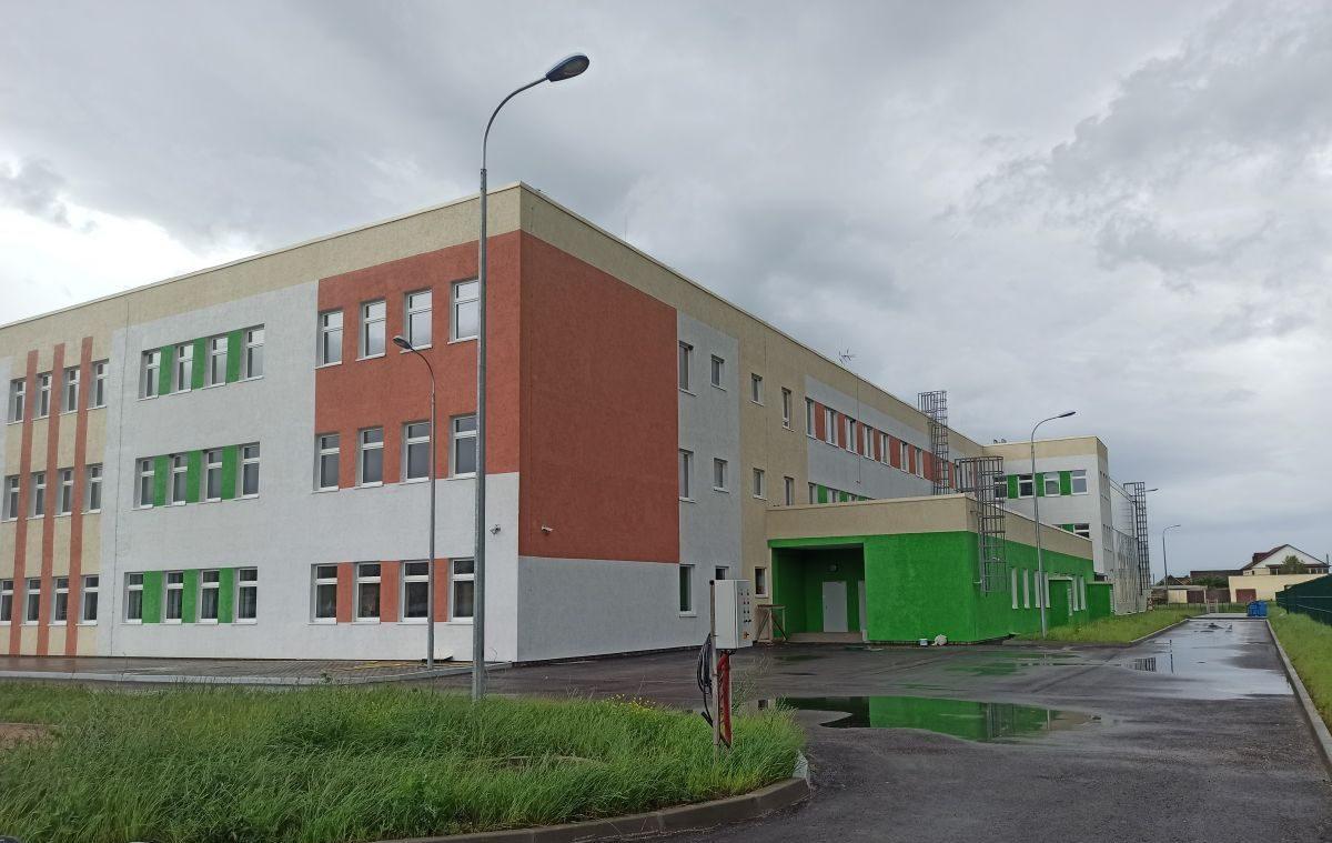 Сотрудники Дирекции проинспектировали социальные объекты ФЦП в Симферополе и Симферопольском районе