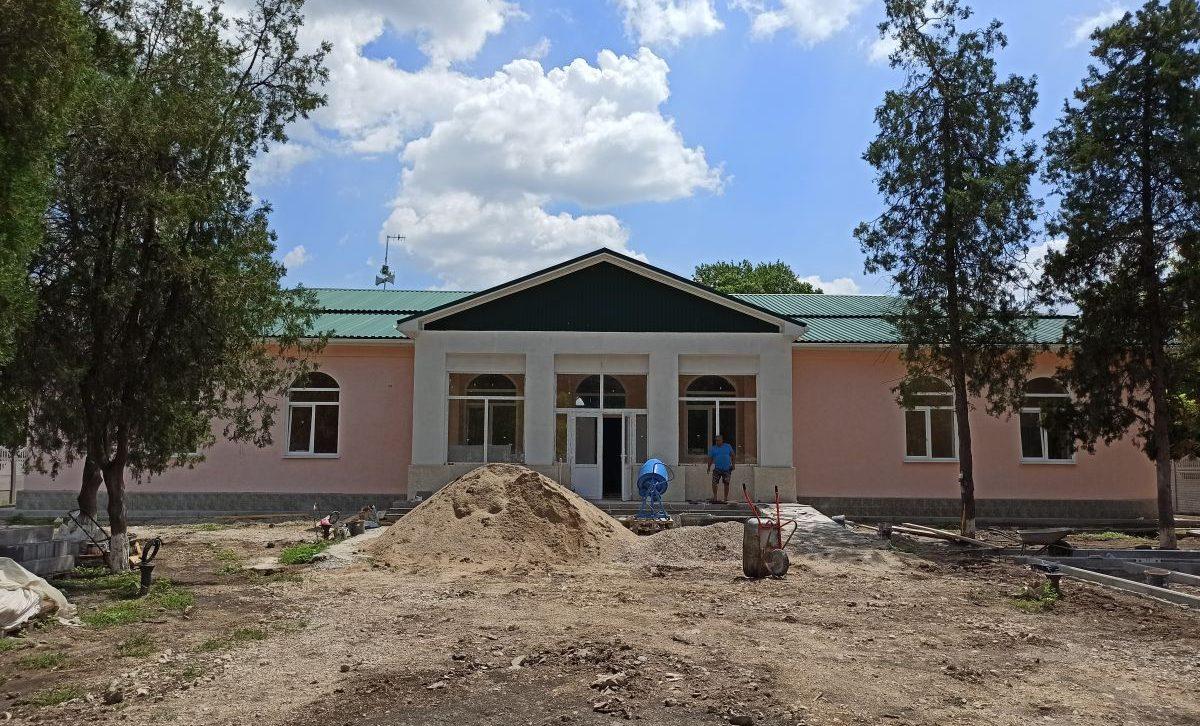 Сотрудники Дирекции проинспектировали объекты ФЦП Кировского района Крыма