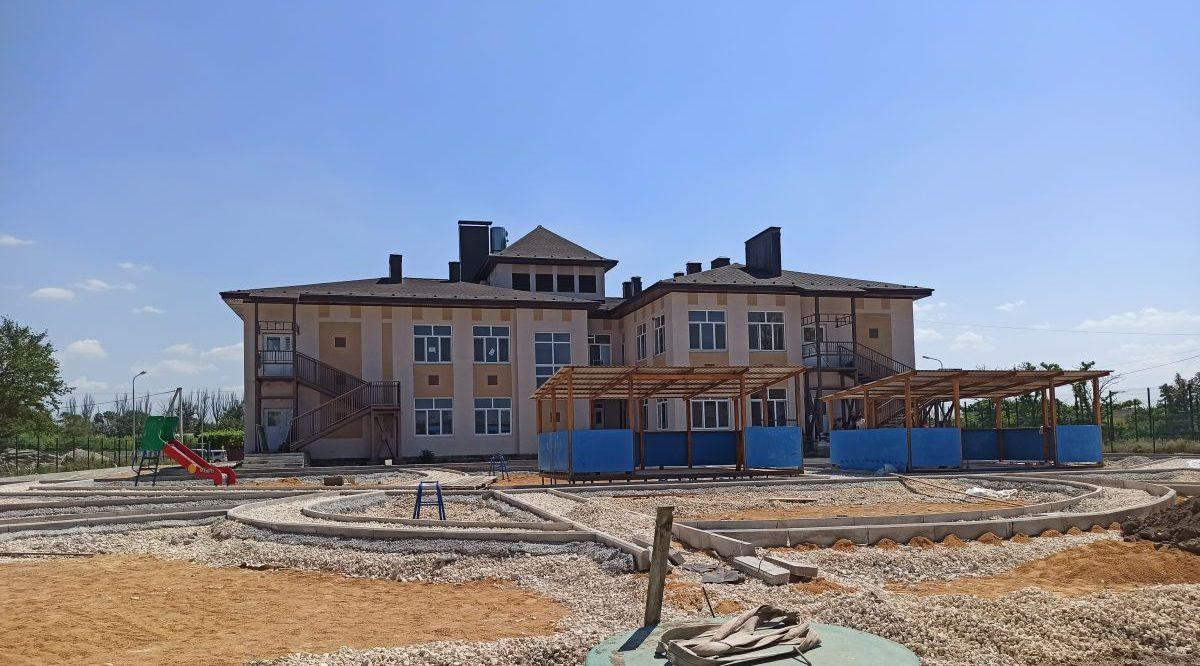 Сотрудники Дирекции проинспектировали объекты ФЦП в Нижнегорском и Белогорском районах Крыма