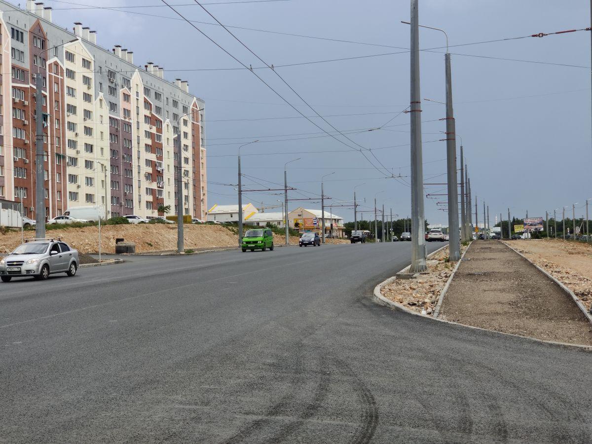 Сотрудники Дирекции проинспектировали объекты инженерной и транспортной инфраструктуры Севастополя