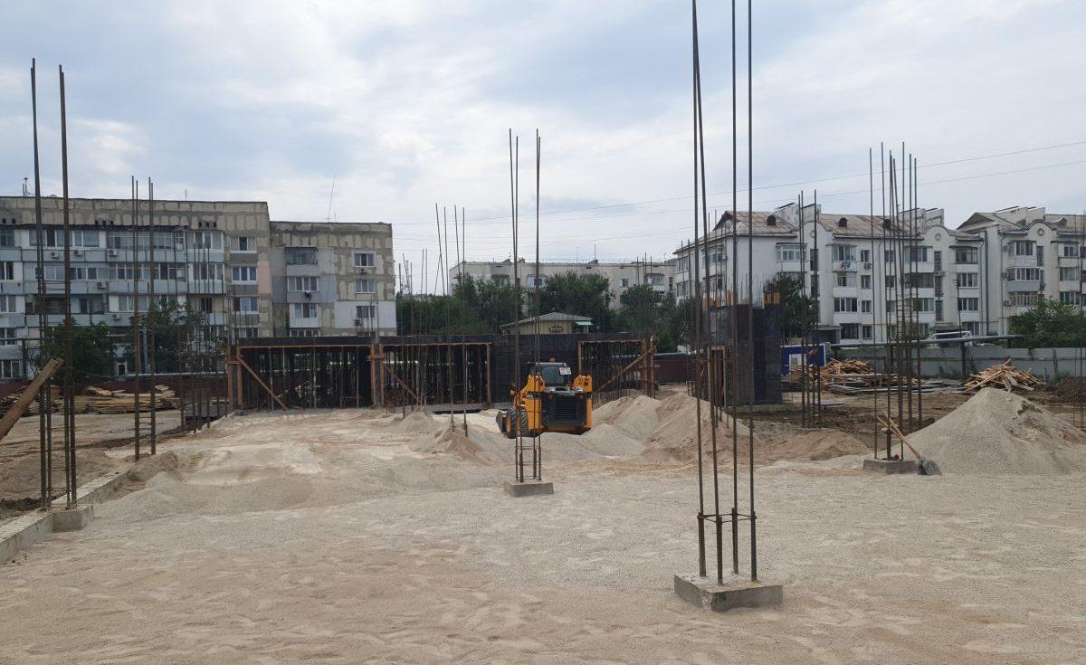 Сотрудники Дирекции проинспектировали объекты ФЦП в Феодосии