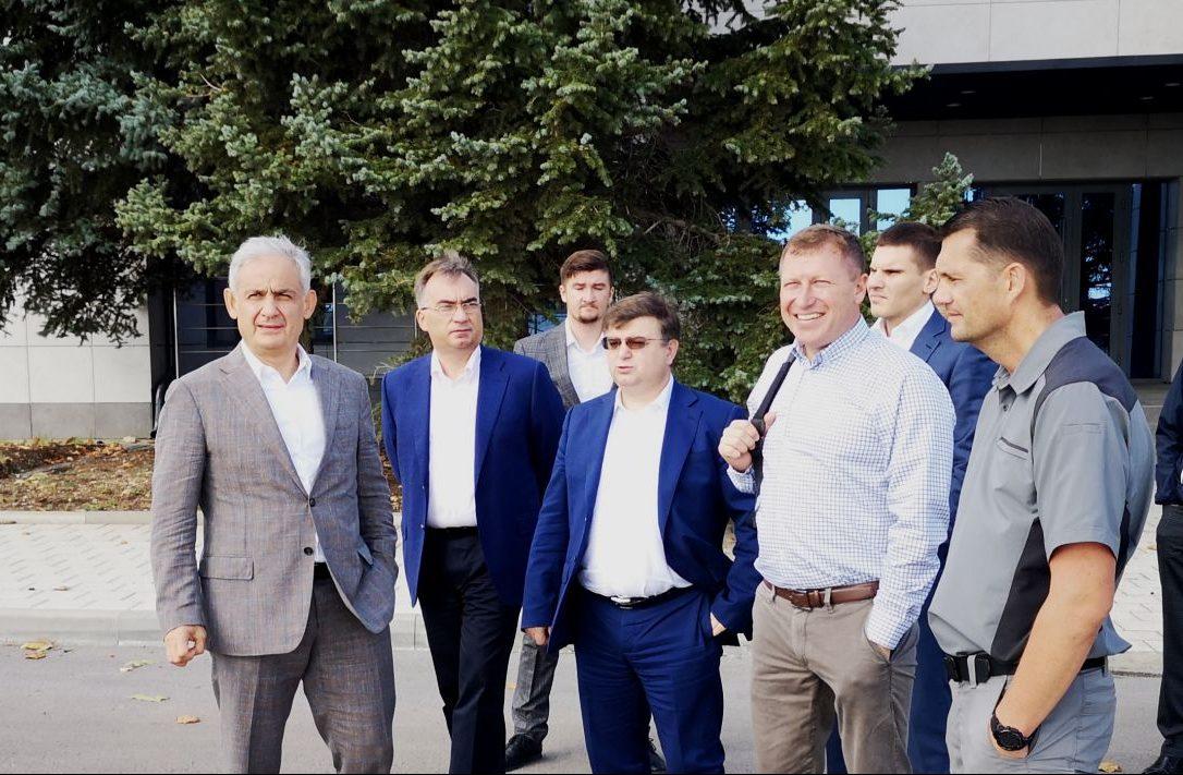 Сергей Назаров провёл ряд совещаний по социально-экономическому развитию города Севастополя
