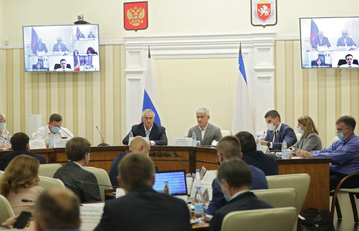 В Крым прибыл заместитель министра экономического развития РФ Сергей Назаров
